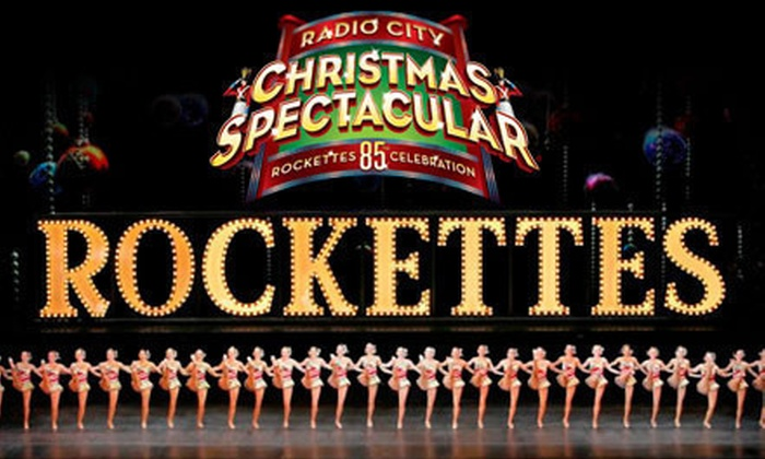"""Radio City Christmas Spectacular Starring the Rockettes - Rosemont Theatre: """"Radio City Christmas Spectacular"""" Starring the Rockettes at the Akoo Theatre at Rosemont (Up to 40% Off)"""