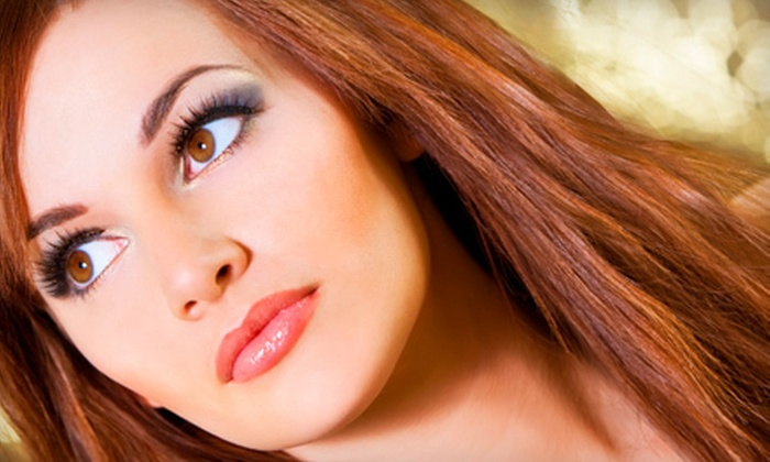 Lisa Ceballos at Bella Salon & Spa - Watsonville: One, Two, or Three Full Sets of Eyelash Extensions from Lisa Ceballos at Bella Salon & Spa (Up to 63% Off)