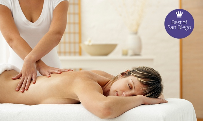 Ultra Lux Salon and Day Spa - Miramar Ranch North: One or Three 60-MInute Ultimate Back and Neck Massages at Ultra Lux Salon and Day Spa (Up to 56% Off)