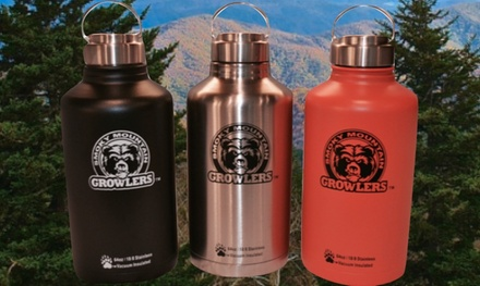 $47 for $55 Worth of Drinkware  Smoky Mountain Growlers