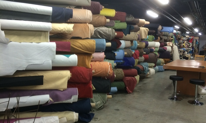 Bettertex Interiors - Chinatown: $50 for $100 Worth of Fabric — Better Textile Corp