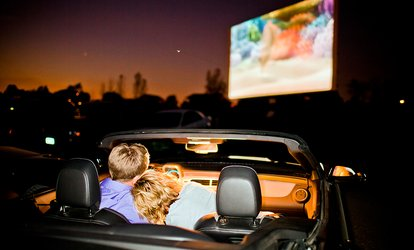 image for Drive-in <strong>Movie</strong> Package for Two Adults or Family of Four at Warwick Drive-In Theatre (Up to 37% Off)