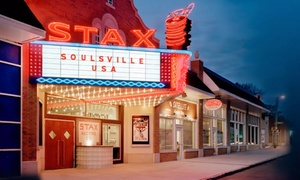 Stax Museum of American Soul Music: Admission and Promotional Ink Pens for Two, Four, or Six at Stax Museum of American Soul Music (Up to 50% Off)