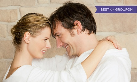 50% Off Couples-Massage Package at Andalusia Day Spa