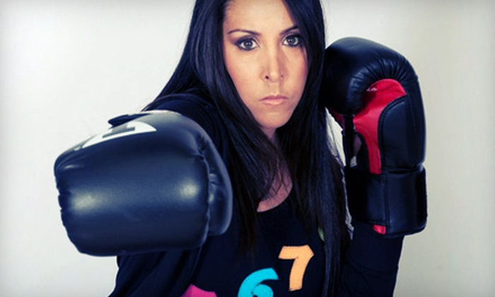 Smash Hit Kickboxing Club - Pontiac Commercial Historic District: $10 Toward a Kickboxing Class Package