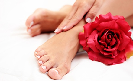 One, Two, or Three Pedicures with Melody Williams at Salon Renew (Up to 52% Off)