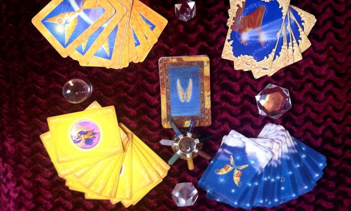 Spiral Healings - Warren: $39 for a 60-Minute Angel-Card Intuitive Psychic Reading or Reiki Crystal Session at Spiral Healings ($85 Value)