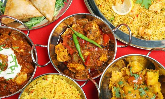 Deccan Spice - Multiple Locations: BYOB Hyderabadi Indian Cuisine for Dine-In or Delivery at Deccan Spice (Up to 50% Off)
