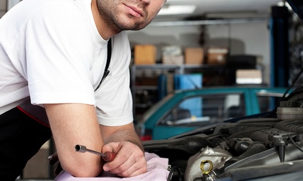 $35 for One Auto Maintenance Package Including Three Oil Changes & More at Toronto Car Care ($424.65 Value)