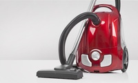 GROUPON: 50% Off Vacuum Cleaning and Service RED Vacuums