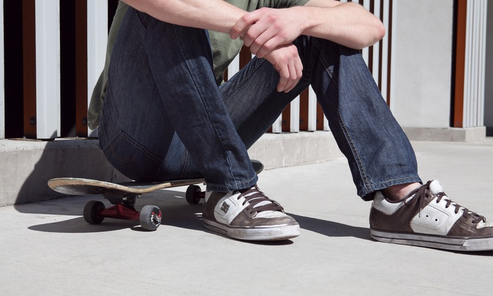 Campus Mercante, LLC - Midwood: Small Group Skateboarding Lessons from Campus Mercante, LLC (Up to 53% Off). Three Options Available.