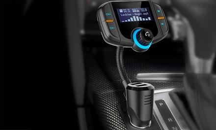 Hands-Free Bluetooth Car Kit