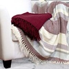 Cotton Throw Blankets (2-Pack)
