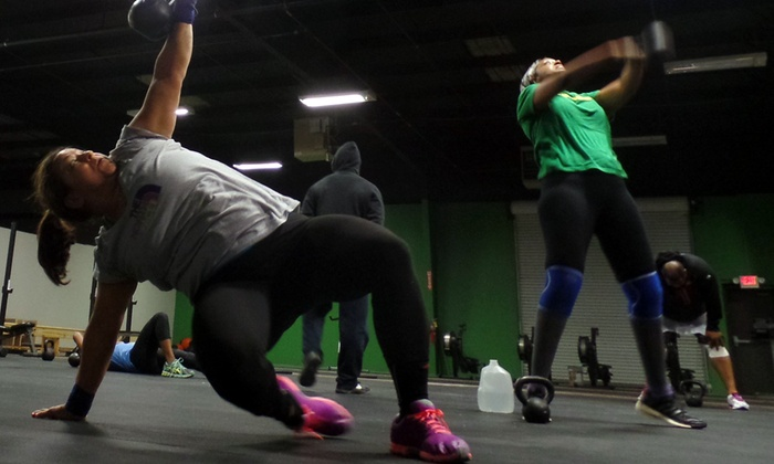CrossFit IV - Powder Springs: Two Months of Unlimited On-Ramp CrossFit Classes from CrossFit IV (50% Off)