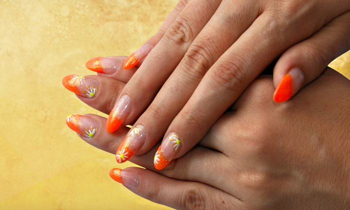 Yaritza Garcia at Spa D' La Sol - Lakeside Point: $30 for $60 Worth of Nailcare at Spa D' La Sol - Yaritza Garcia