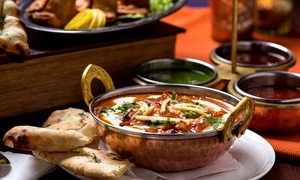 800Thali: AED 50 or 100 Towards Food and Soft Drinks at 800Thali (Up to 51% Off)