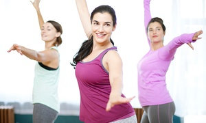 Zumba: Five Zumba Classes for One or Two from Wilber Escobar at Zumba (55% Off)