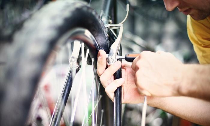On Site Bike Repair - Washington DC: Bike Tune-Up at On SITE BIKE Repair (45% Off)
