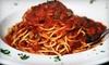 La Loggia Restaurant - Miami: Italian Dinner for Two or Four at La Loggia Ristorante & Lounge (Up to 58% Off)
