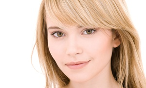 Pure Medical Spa: One, Two, or Three Microcurrent Non-Surgical Facelifts at Pure Medical Spa (Up to 76% Off)