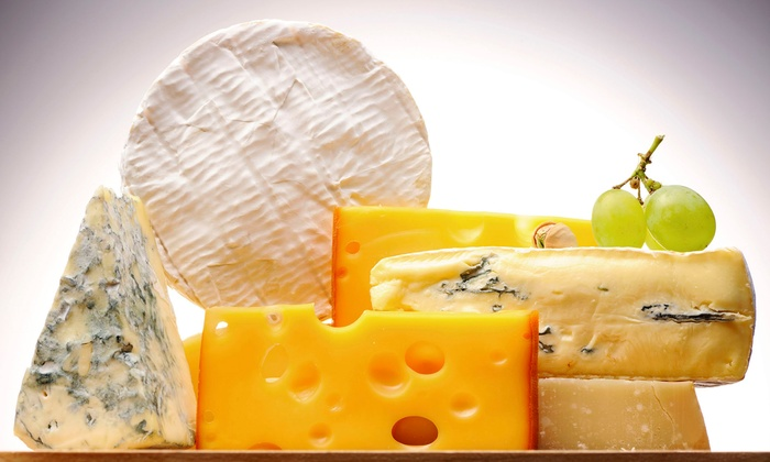 Fromage to Yours - Plaza Event Center: Colorado Cheese Festival for One, Two, or Four on September 28 from Fromage to Yours (Up to 50% Off)