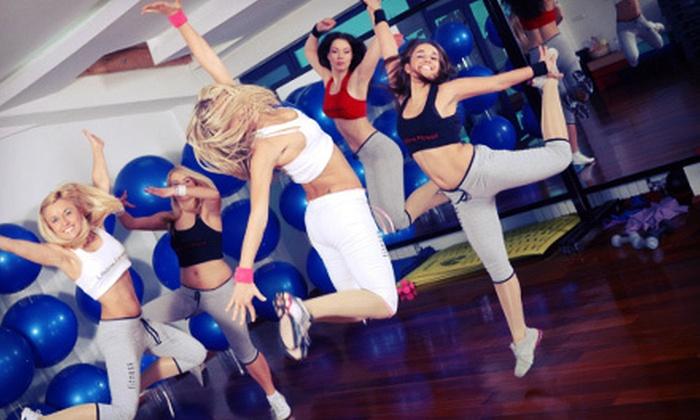 Almas Del Ritmo Dance Company LLC - The Gate: 10 or 20 Zumba Classes or 10 Dance Classes at Almas Del Ritmo Dance Company LLC (Up to 57% Off)