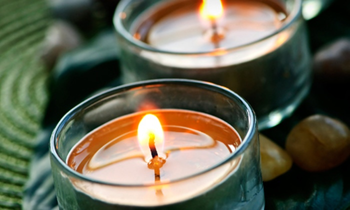 Blue Water Candle Company: $25 for $60 Worth of Candles from Blue Water Candle Company