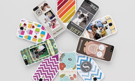 Personalized Lightweight Phone Cases from Vistaprint