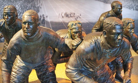 Outing for Two or Four to NCAA Hall of Champions (Up to Half Off)