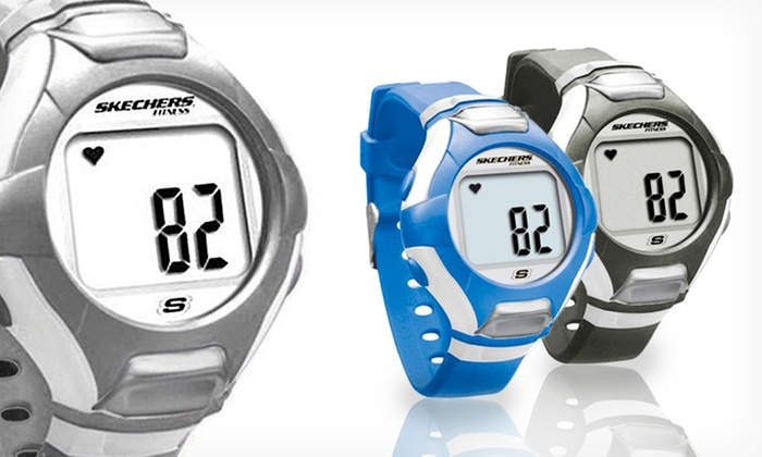 Skechers Heart-Rate-Monitor Watches: Skechers Heart-Rate-Monitor Watch. Multiple Styles Available. Free Returns.