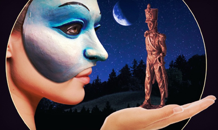 """Arms and the Man"" - Multiple Locations: Odyssey Theatre Presents ""Arms and the Man"" at Strathcona Park on July 30–August 20 (Up to 43% Off)"