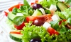 The Chopped Leaf - Cloverdale: $14 for $28 Worth of Healthy Cuisine for Two at The Chopped Leaf