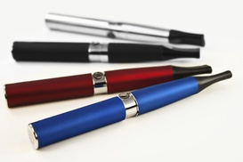 Vaper Cafe: $15 for $30 Worth of E-cigarettes and Accessories at Vaper Cafe