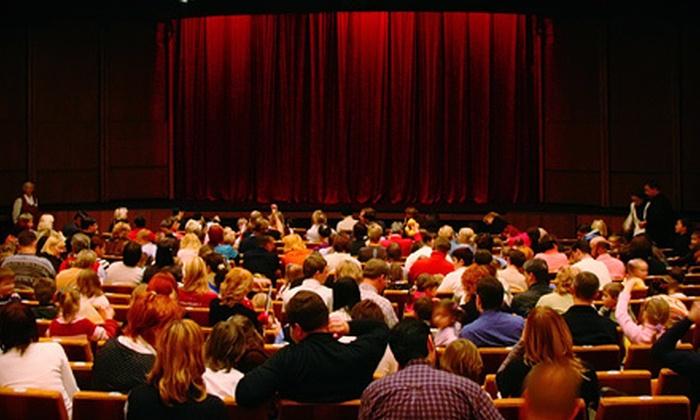 One Singular Sensation Theatrical Fundraising Gala - The Harold Washington Cultural Center: Theatrical Fundraising Gala with VIP Option at Harold Washington Cultural Center on Saturday, November 3 (Up to 71% Off)