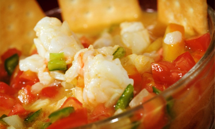 Ceviche and Grille - North Miami Beach: $15 for $30 Worth of Peruvian Cuisine at Ceviche and Grille