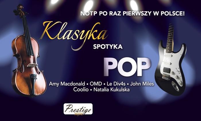 Prestige MJM - Łódź: Amy Macdonald, John Miles, Coolio i więcej: bilet na koncert Night Of The Proms w Łodzi od 79 zł