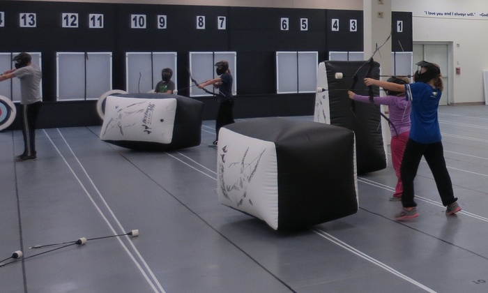 The Great Olympian Indoor Archery Range - South Crysler: $21 for $36 Worth of Archery — The Great Olympian Indoor Archery Range & Learning Center