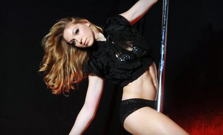 Three or Six Pole Classes at The Choreography House (Up to 74% Off)