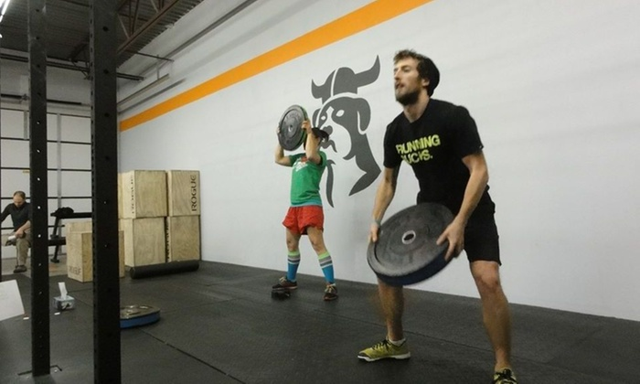 989 CrossFit - Midland: Up to 61% Off 4-week Fitness Camp  at 989 CrossFit