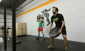 989 CrossFit: Up to 61% Off 4-week Fitness Camp  at 989 CrossFit