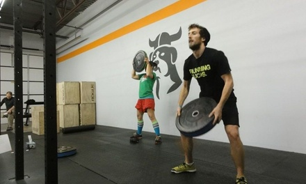 Up to 61% Off 4-week Fitness Camp  at 989 CrossFit