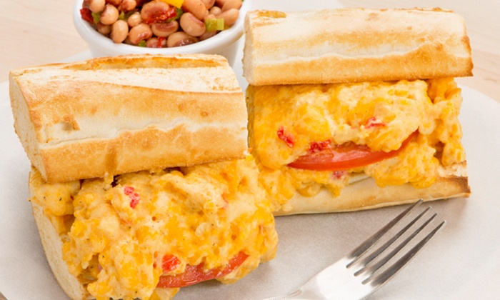 Newk's Eatery - Vicksburg: $18 for Two Groupons, Each Good for $15 Worth of Deli Food for Two or More at Newk's Eatery ($30 Value)