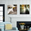 $99.99 for a Gallery-Wrapped Canvas Triptych