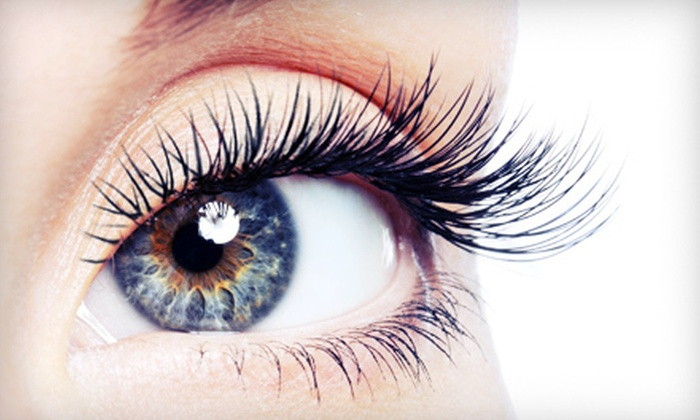The Lash Lounge Austin - Austin: Full Set of Eyelash Extensions with Up to 45 or 60 Lashes Per Eye at The Lash Lounge (64% Off)