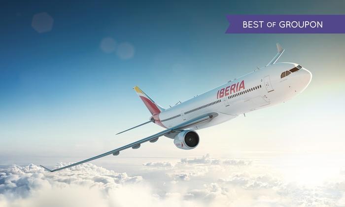 Avios Group España: ÚLTIMOS DÍAS - Iberia Plus: vuela con Avios, consigue noches de hotel o coches de alquiler hasta el 65% de descuento
