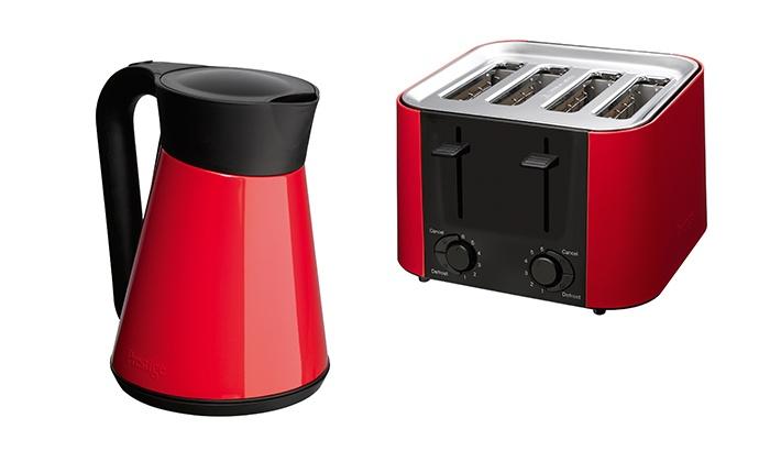 4 slice toaster with egg maker