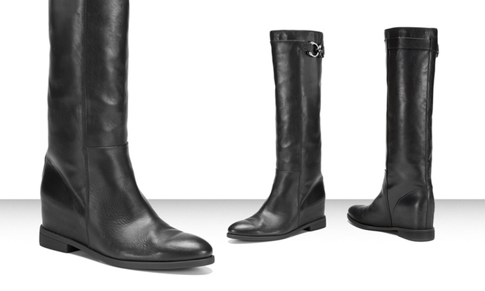 Monika Chiang: Monika Chiang Women's Houdn Riding Boots. Multiple Options Available.