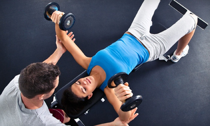 Elite Fitness & Performance - East Sacramento: Basic or Deluxe Training Package or Four Personal-Training Sessions at Elite Fitness & Performance (Up to 92% Off)