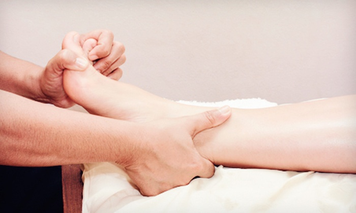 8th Wonder Spa - Citrus Grove: One or Two 60-Minute Reflexology Packages at 8th Wonder Spa (Up to 51% Off)