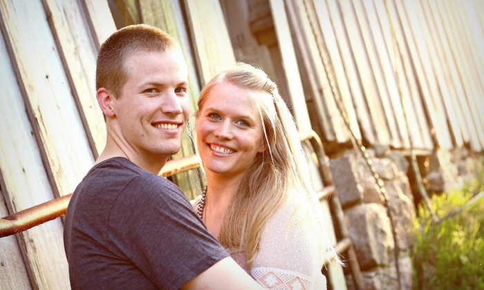 Joy Pribish Photography - Pittsburgh: 60-Minute Engagement Photo Shoot with Retouched Digital Images from Joy Pribish Photography (75% Off)